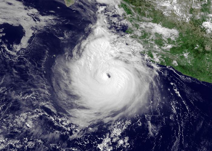Large Hurricane
