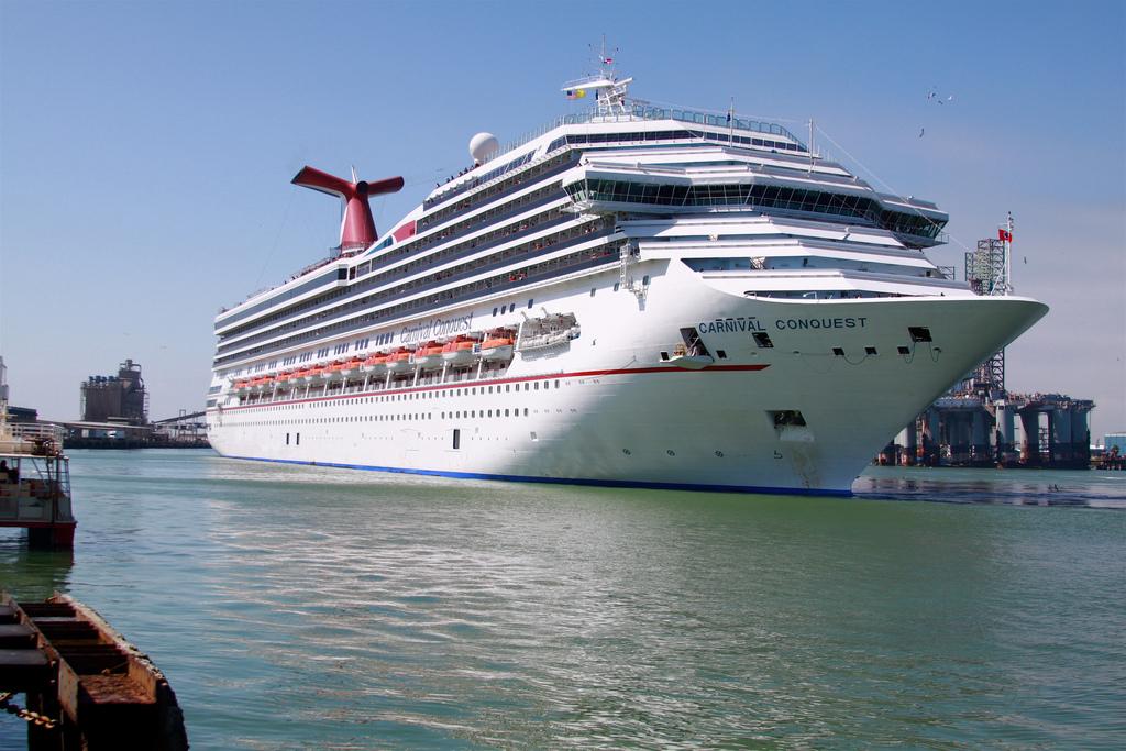 Carnival Conquest Ship