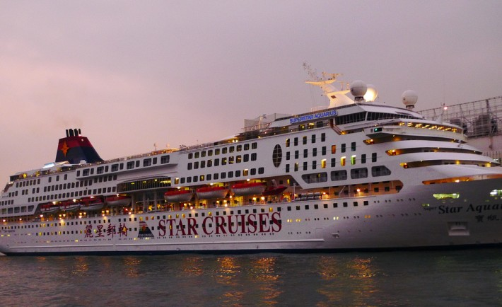 Star Cruises Ship