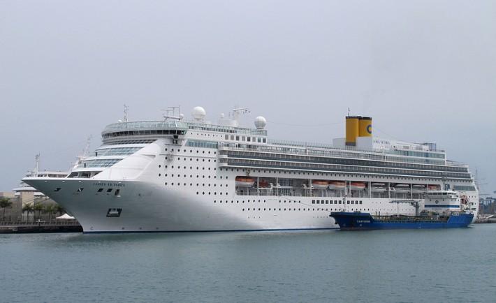 Costa Victoria Ship