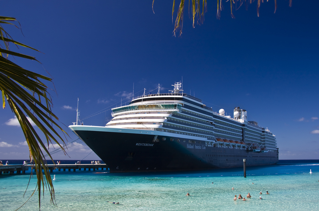 Westerdam Cruise Ship