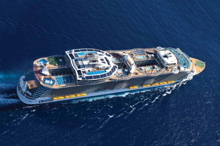 Allure of the Seas Ship