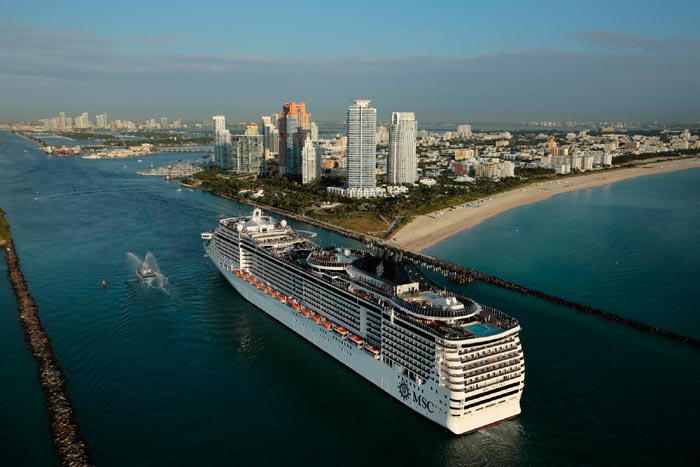 Msc divina is the ship you want this holiday season for Best cruise to take