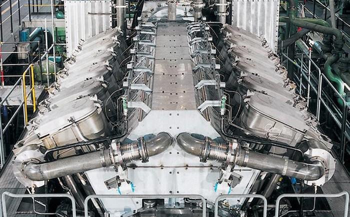 MAN Diesel & Turbo Engin