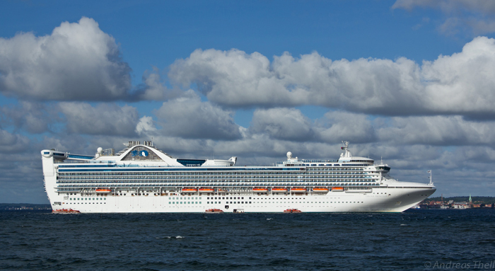 Grand Princess Ship