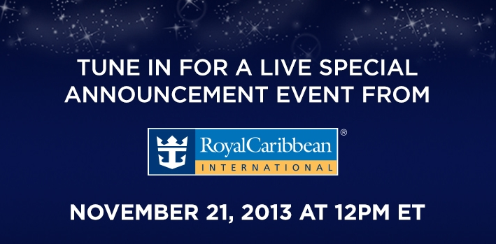 Royal Caribbean Event