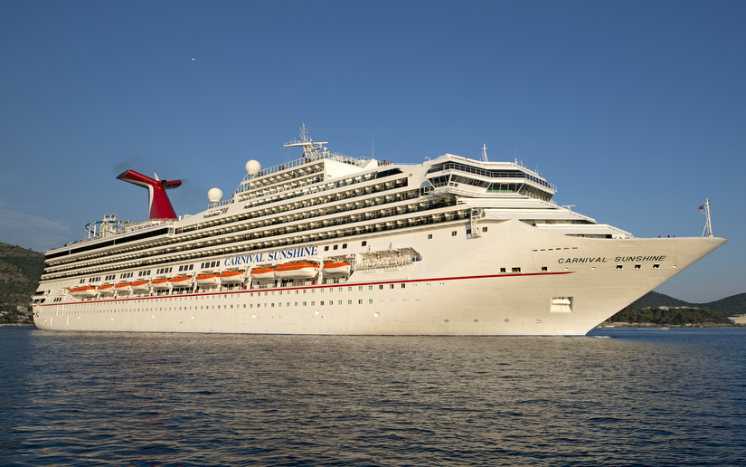 Carnival Sunshine To Offer Several Bermuda Sailings In - Cruise deals 2015