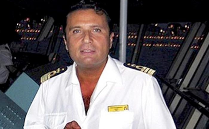 Captain Francesco Schettino