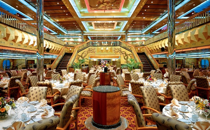 Carnival Cruise Lines Introduces New Dining Concepts