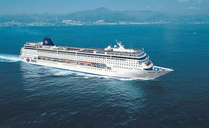 Lirica Class Ship