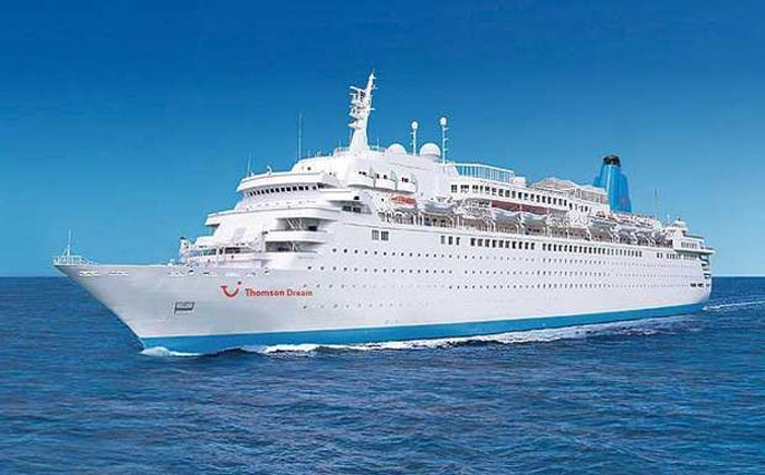 Thomson Cruise Ship