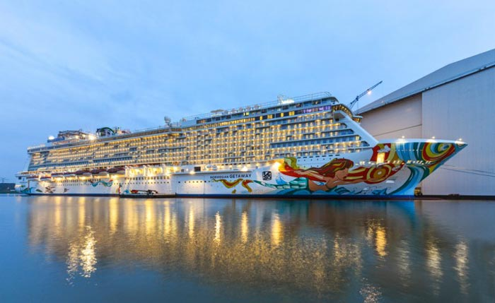 Norwegian getaway almost ready for southampton debut for Ncl getaway