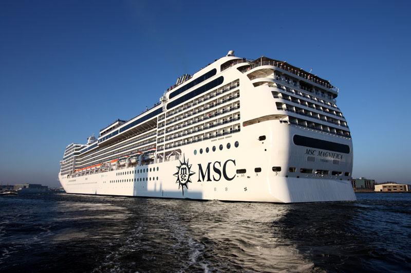 MSC Magnifica