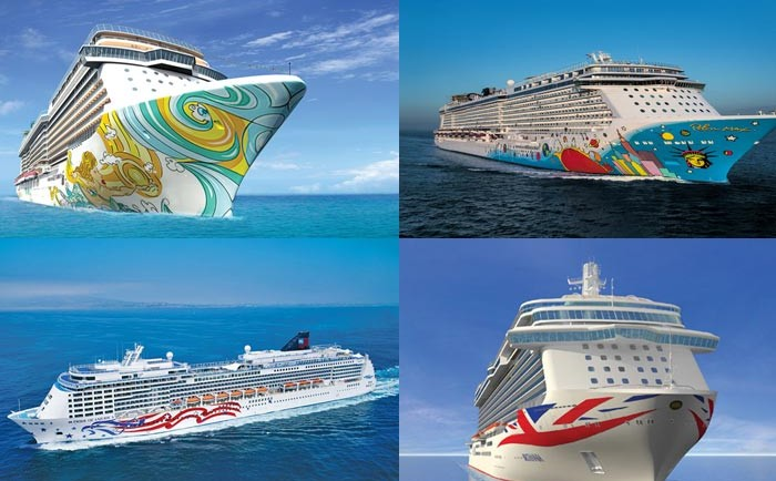 Cruise Ship Artworks