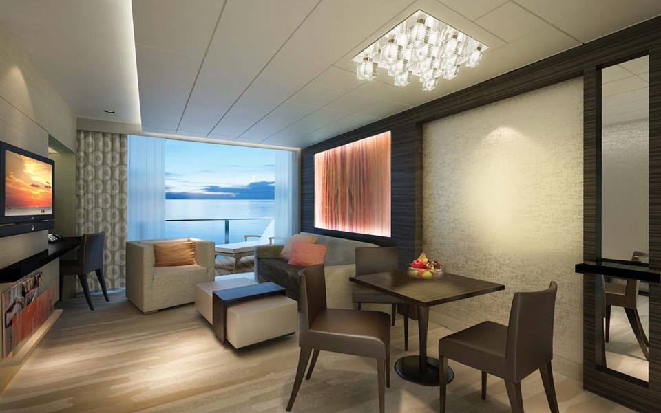 Norwegian Cruise Line Releases Norwegian Escape Stateroom Renderings