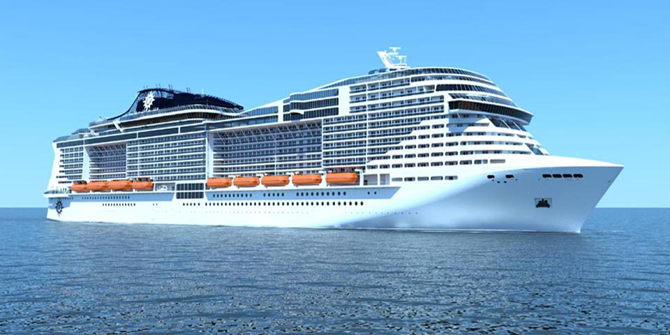 MSC Prototype Ship