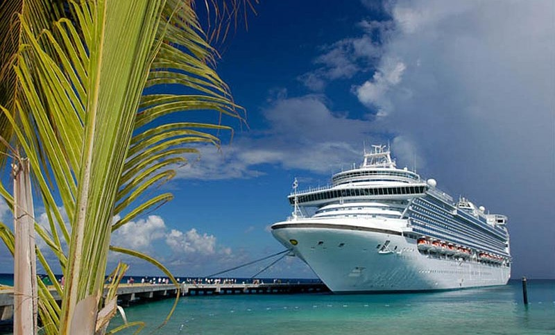 Dozens Sick With Possible Norovirus Aboard Crown Princess