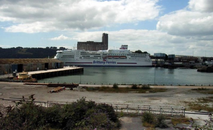 Millbay Docks