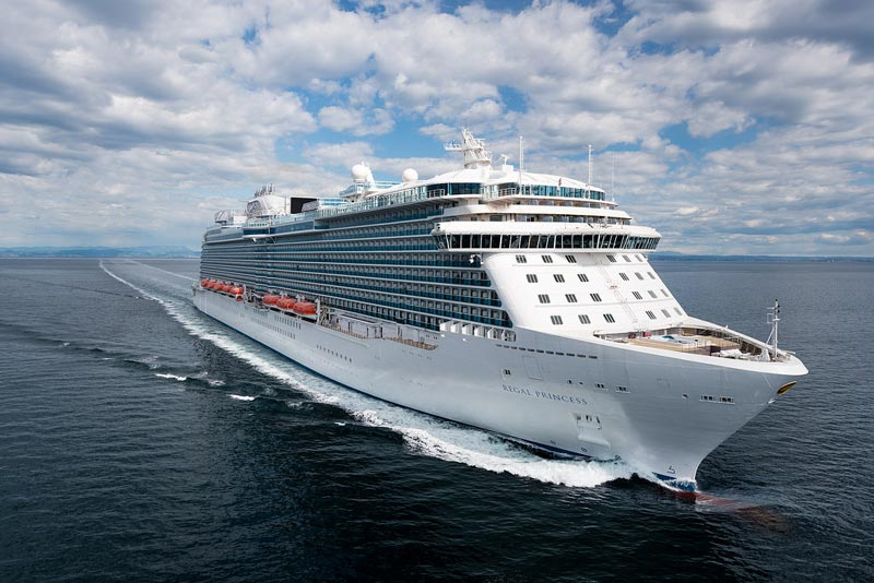 Ocean Medallion Being Added To 2 More Princess Cruise Ships