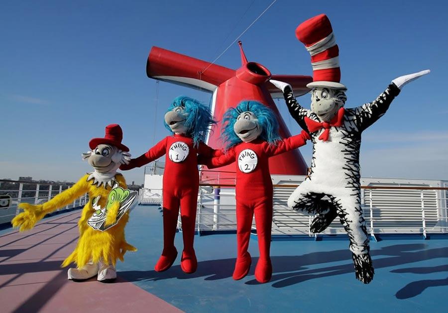 Dr. Seuss At Sea