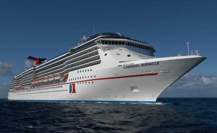 New Deployments For Two Carnival Spirit Class Ships