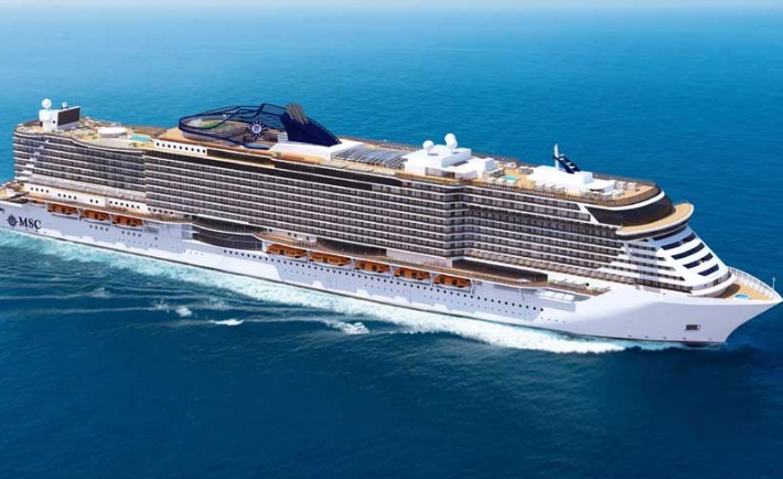 "MSC Cruises Orders 2 New ""Seaside""Prototype Ships From ..."