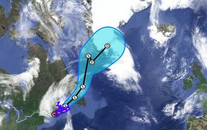 Arthur Is No Longer A Hurricane But Still A Threat