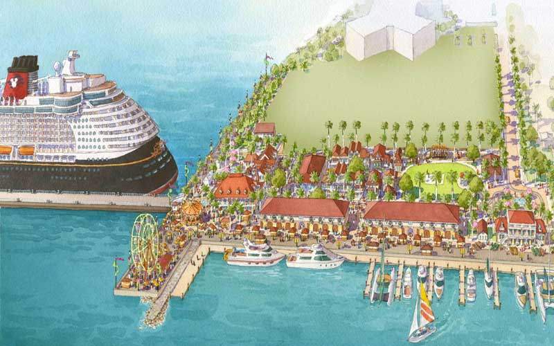 British Virgin Islands Get Funding For Cruise Pier Expansion