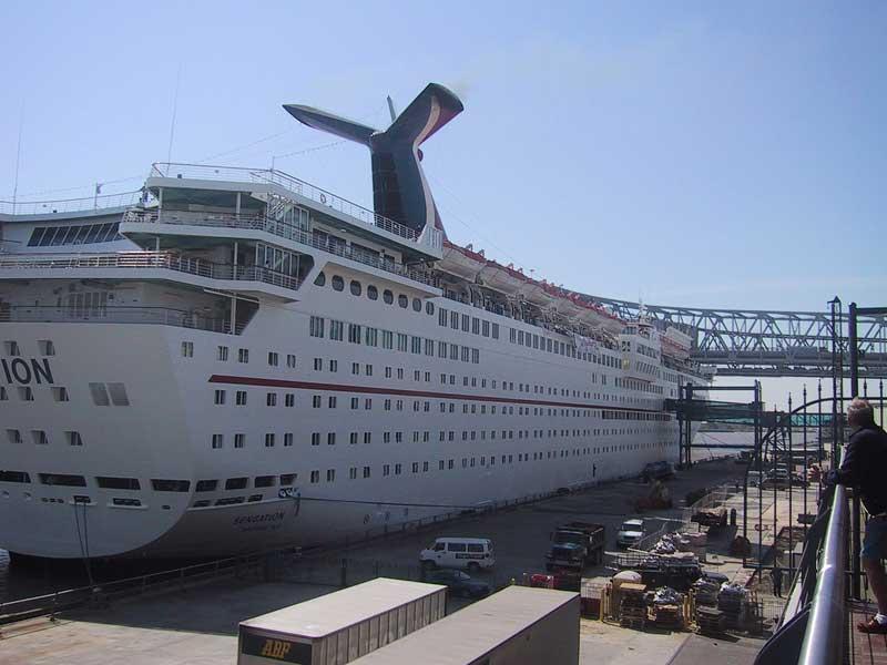 Carnival Cruise Line New Orleans Port Pinterest  Punchaoscom