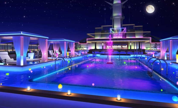 Night Sky Lounge