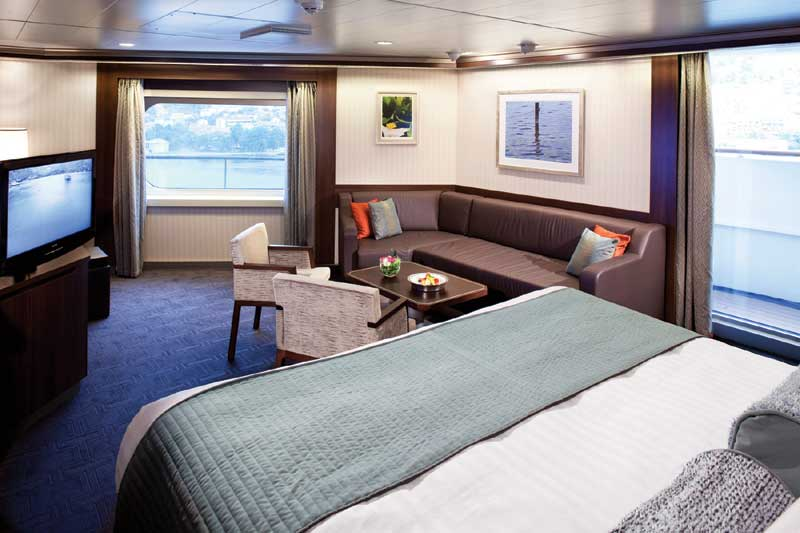 Holland America Suite