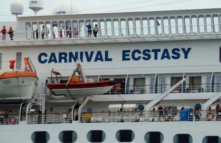 Carnival Ecstasy
