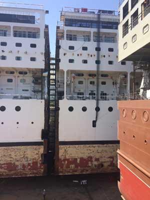Ship Cutting