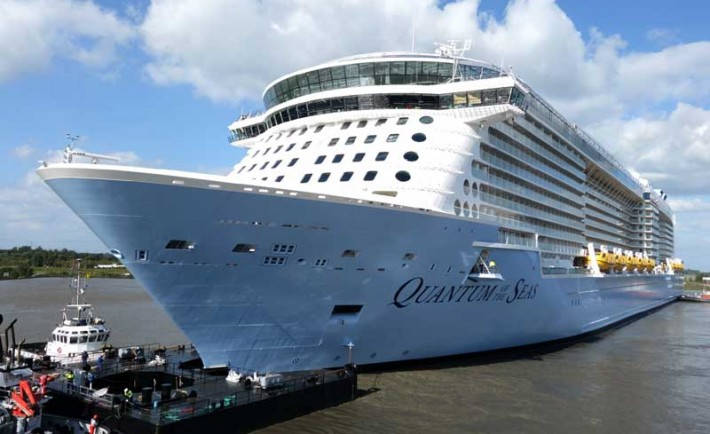 Quantum of the Seas