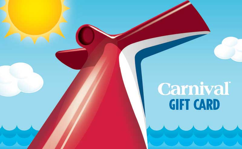 Carnival Gift Card