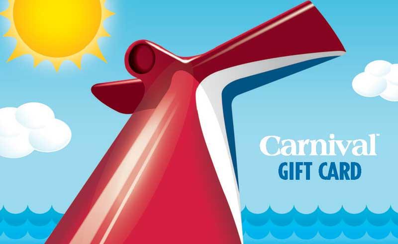 Carnival Gift Card