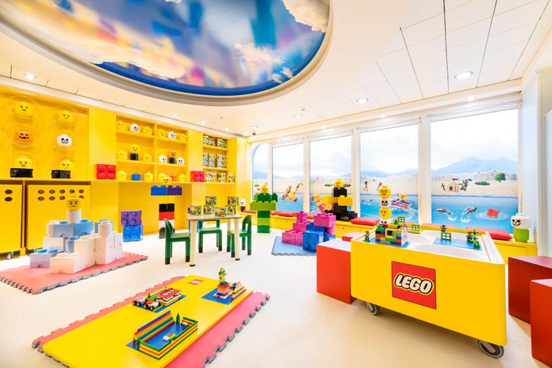 MSC Armonia LEGO