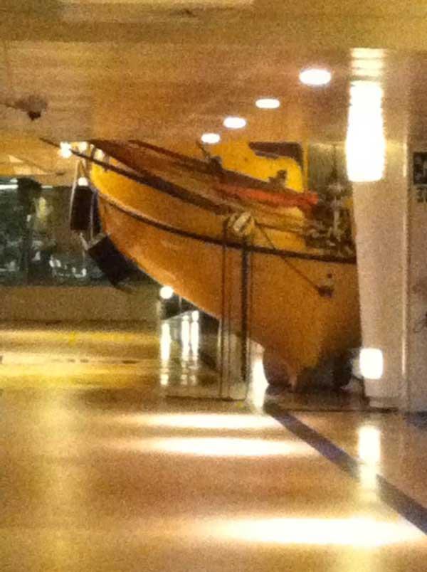 Explorer of the Seas Lifeboat