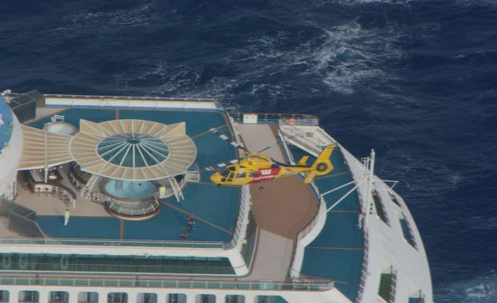 Cruise Ship Rescue