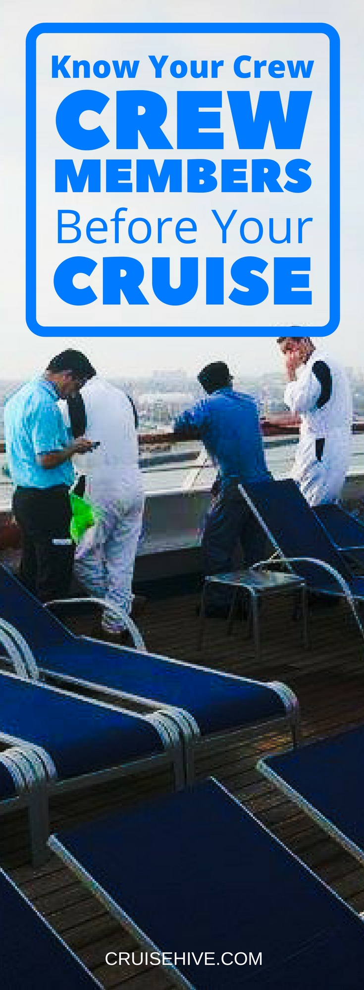 Crew On Cruise Ship