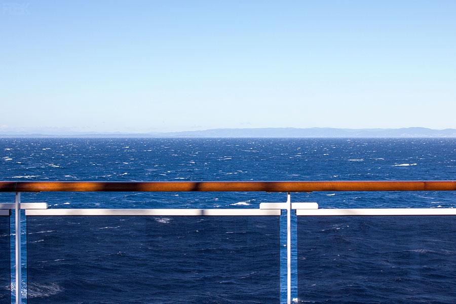 Cruise Ship Ocean