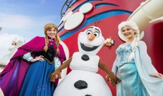 Disney's Land of Frozen