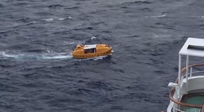 Overboard Passenger