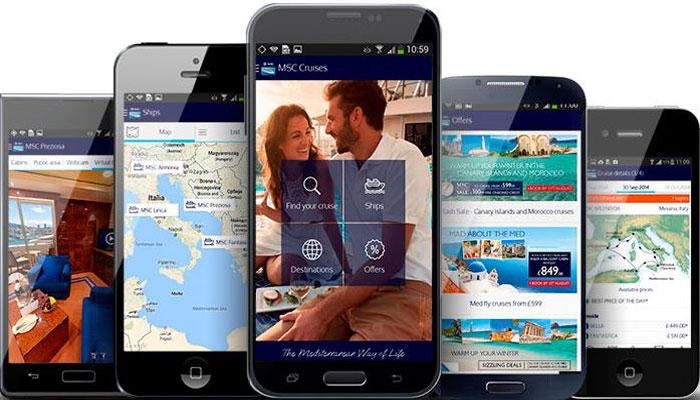MSC Cruises App