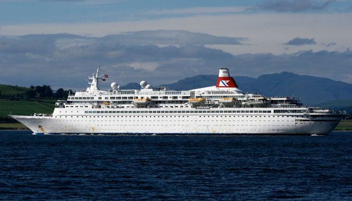 Boudicca Cruise Ship