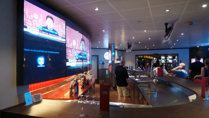 EA Sports Bar