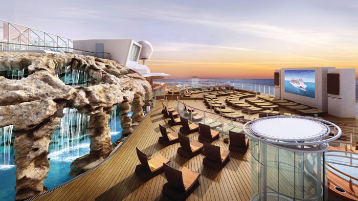 Norwegian Escape, Spice H20