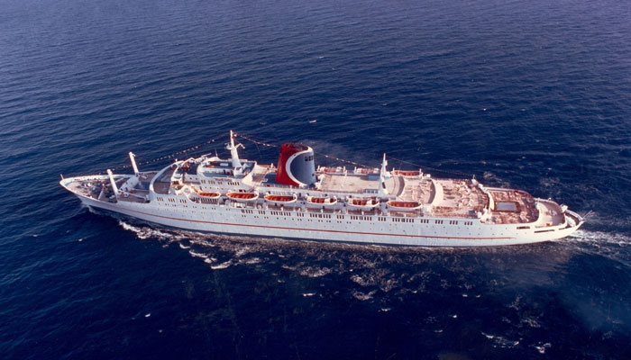 Mardi Gras, Former Carnival Cruise Ship