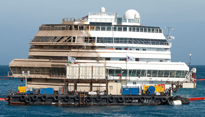 Captain Of Costa Concordia Sentenced To 16 Years In Prison