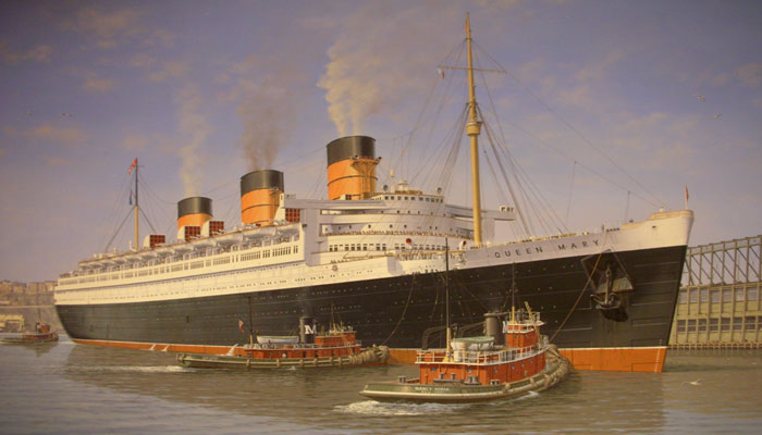 Original Queen Mary